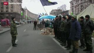 Video «Präsidentschaftswahlen in Kiew verschoben» abspielen