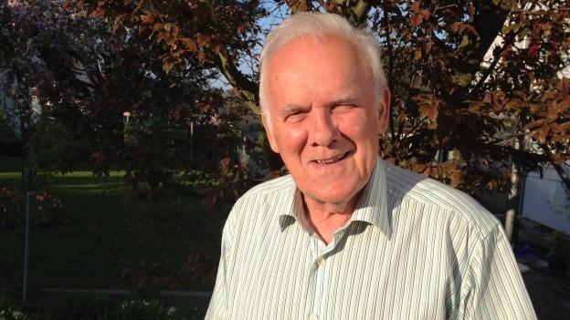 Roland Begert: «Ja, ich bin mit der Vergangenheit versöhnt»