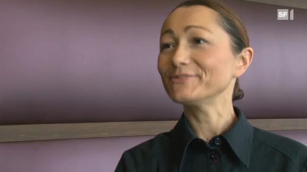 Video «Mit Spitzenköchin Tanja Grandits in der Küche» abspielen