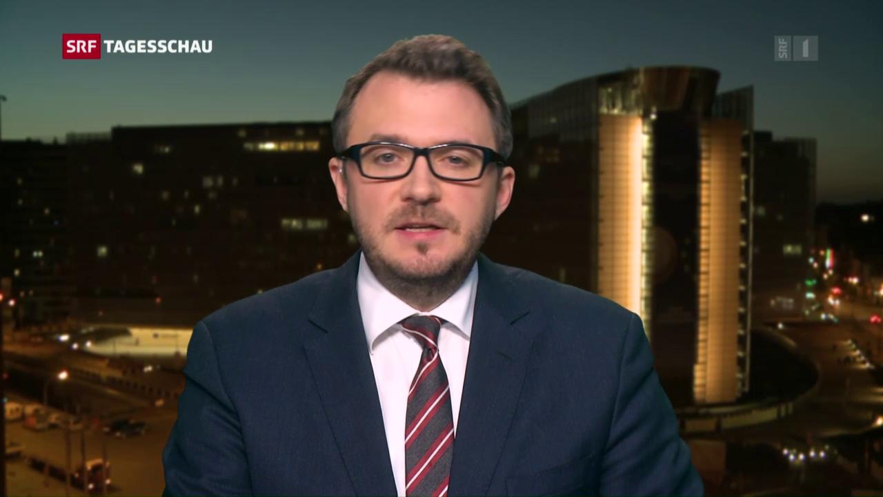 EU-Korrespondent: «Ein diplomatisches Powerplay»