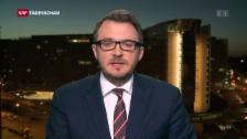 Video «EU-Korrespondent: «Ein diplomatisches Powerplay»» abspielen