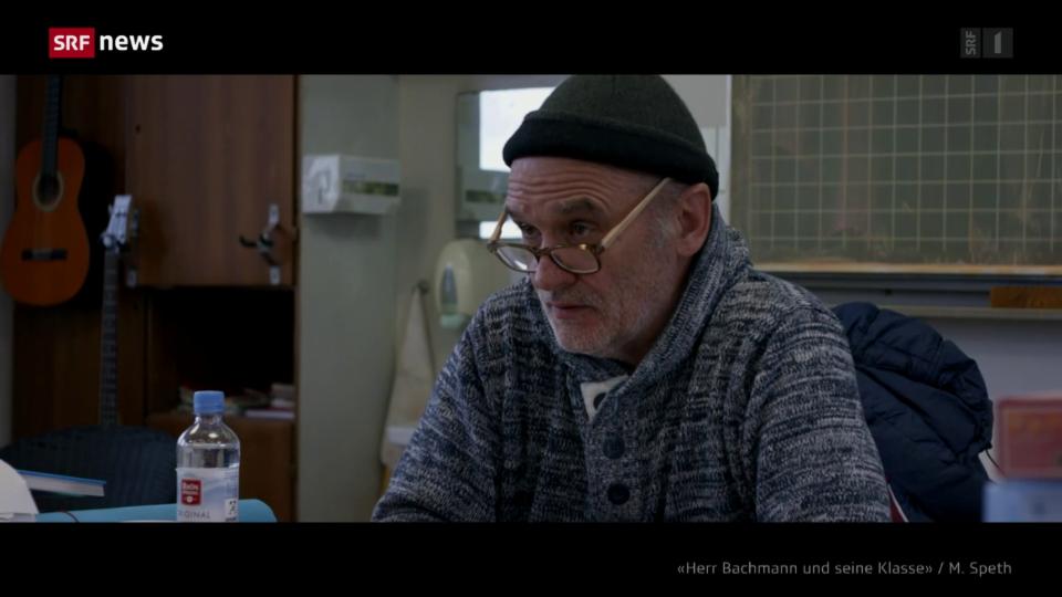 Dok-Film «Herr Bachmann und seine Klasse»
