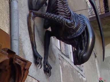 Aufruhr wegen Giger-Aliens in Gruyère