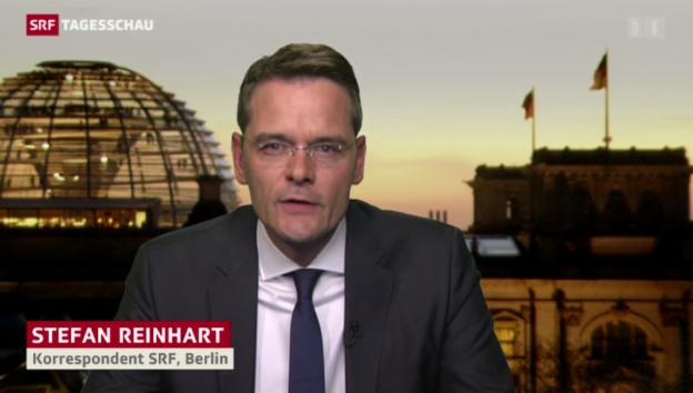 Video «SRF-Korrespondent Stefan Reinhart zieht Wahlkampfbilanz» abspielen