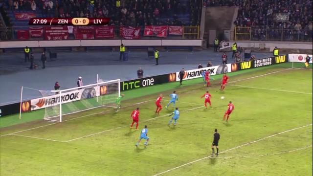 EL: Zenit S.P. - Liverpool