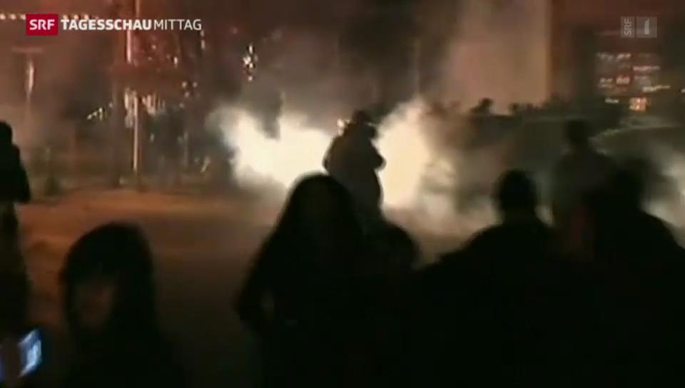 Die Nacht in Ferguson