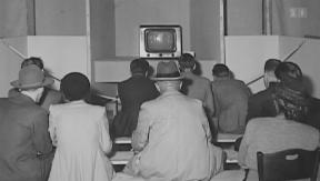 Video «Zeitreise: Schweizer Fernsehen (1/31)» abspielen