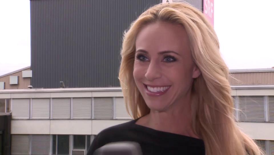 Nicole Berchtold über die «Sports Awards»