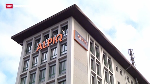 Video «Milliarden-Minus bei Alpiq» abspielen