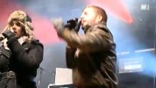 Video «Mit Bligg und Nicolas Senn auf dem Neujahrskonzert» abspielen