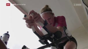 Video «Daniela Ryfs Weg zum Erfolg» abspielen
