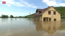 Video «Hochwasser verursachten Schäden in Milliardenhöhe» abspielen