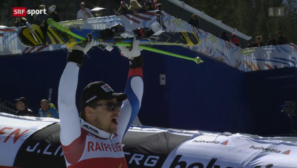 Ski: WM 2015, Abfahrtsgold für Patrick Küng