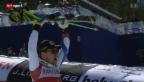 Video «Ski: WM 2015, Abfahrtsgold für Patrick Küng» abspielen