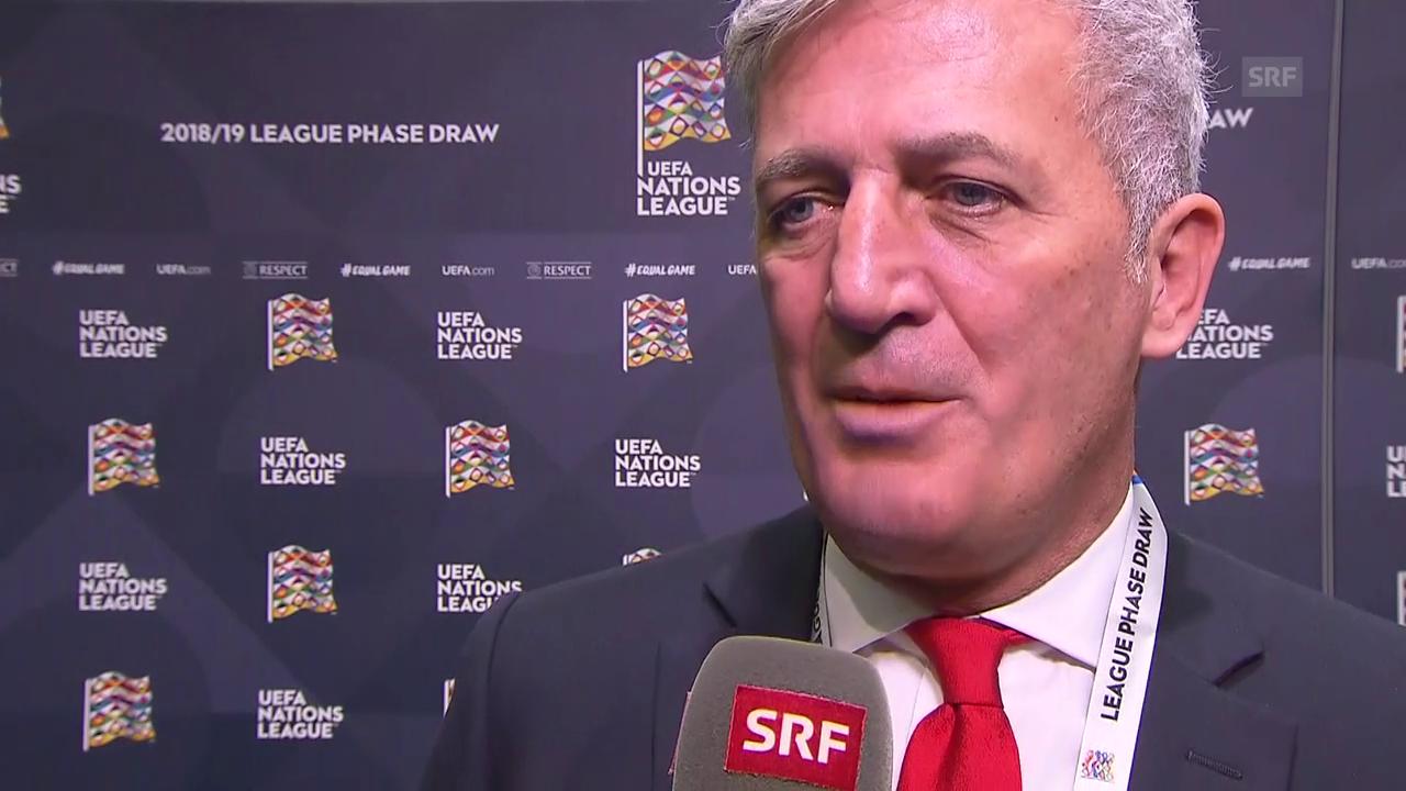 Petkovic: «Platz 1 muss das Ziel sein»