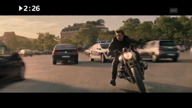 Video «Kinostart diese Woche: «Mission Impossible – Fallout»» abspielen