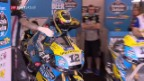 Video «Motorrad: GP Spanien, Qualifying» abspielen