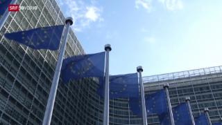 Video «Verhandlungen mit der EU» abspielen