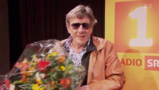 Video «Polo Hofer: Ein Fisch zum 70. Geburtstag» abspielen