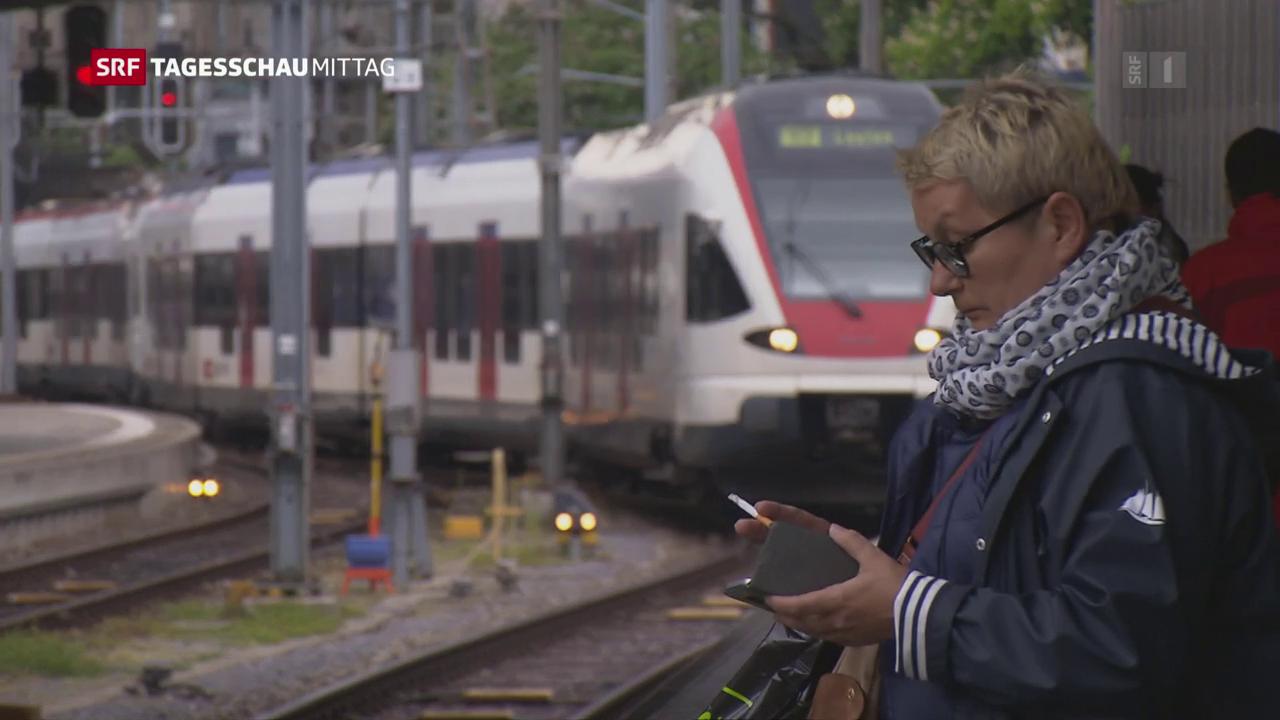 Bundesrat will Bahnnetz ausbauen