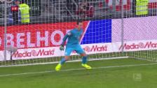 Video «Diego Benaglio zieht es nach Monaco» abspielen