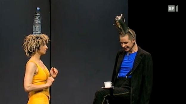 Video ««Ursus & Nadeschkin»: SommerLacher vom 05.06.2011» abspielen