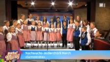 Video «Nachwuchs-Jodlerchörli March» abspielen