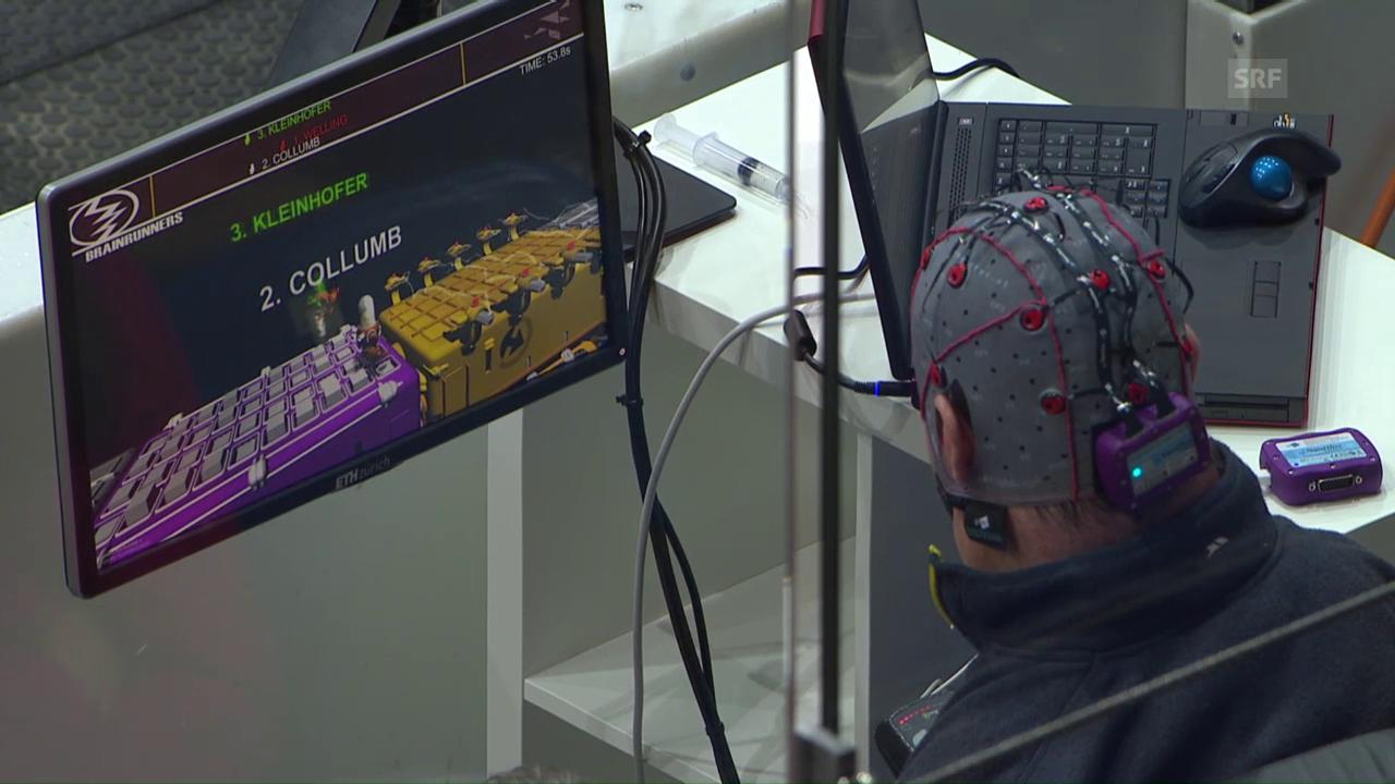 Qualifikation: Gedankengesteuerte Computergames