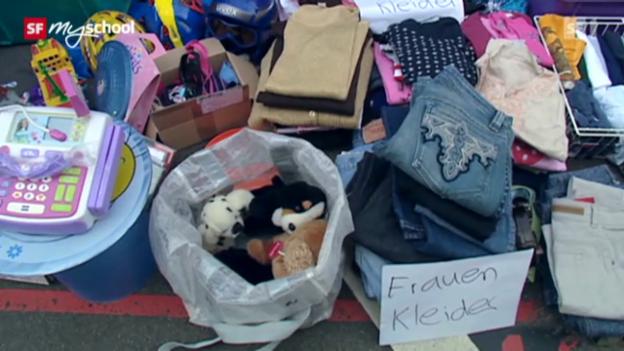Video «Wirtschaft und Gesellschaft: Verkaufen (3/12)» abspielen
