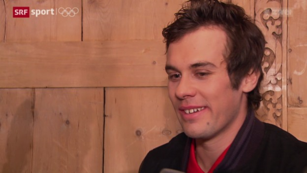 Video «Ski: Interview mit Sandro Viletta» abspielen
