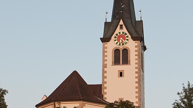 Glockengeläut der reformierten Kirche in Stein