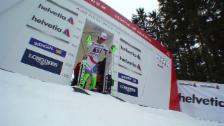 Video «Der Slalom von Carlo Janka» abspielen
