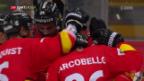 Video «Der SC Bern dreht die Partie gegen Cardiff» abspielen