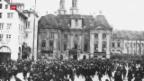 Video «Historische Bedeutung des Landesstreiks» abspielen