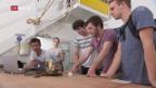 Video «MINT-Fächer werden an Unis immer beliebter» abspielen