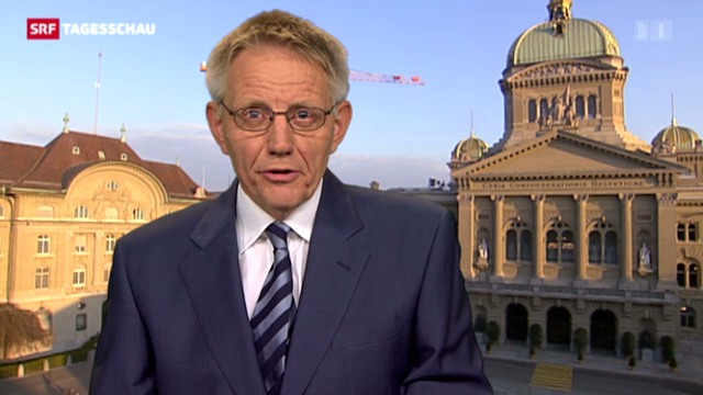 Ventilklausel? Bundeshausredaktor Trütsch zum erwarteten Entscheid des Bundesrates