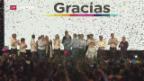 Video «Rückendeckung für Argentiniens Präsidenten Macri» abspielen