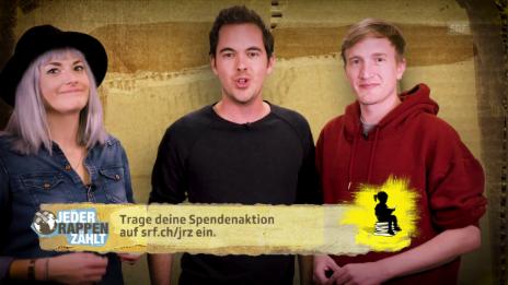 Video «Wir sind auf Eure Aktionen angewiesen!» abspielen