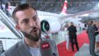 Video «Nigelnagelneu: Bligg tauft Flugzeug» abspielen