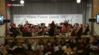 Video «Afghanisches Frauenorchester in Davos» abspielen