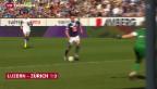 Video «Kurznachrichten Sport» abspielen