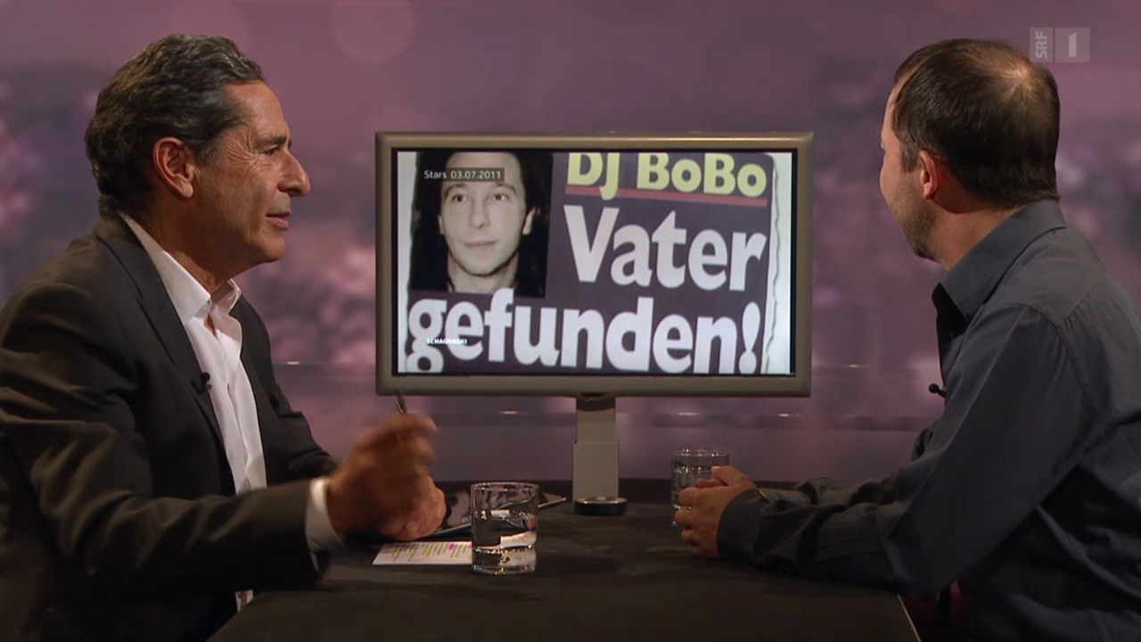 DJ Bobo über seinen Vater