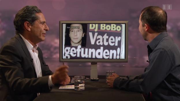Video «DJ Bobo über seinen Vater» abspielen