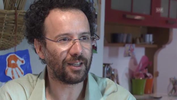 Video «Zuhause bei Carlo Chatrian» abspielen