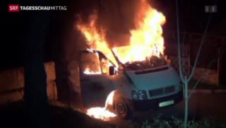 Video «Blutige Auseinandersetzung in der Ostukraine» abspielen