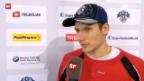 Video «Eishockey: Stimmen zu Zug - Genf» abspielen