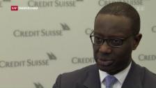 Video «Credit Suisse mit schlechten Zahlen» abspielen