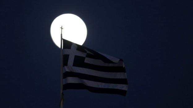 Weitere 40 Milliarden Euro für Griechenland