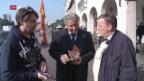 Video «Ruf nach mehr Autonomie in Norditalien» abspielen