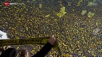 Video «Fussball: Bundesliga, Borussia Dortmund - Bayern München» abspielen
